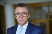 Ekonóm a exminister financií Ivan Mikloš.