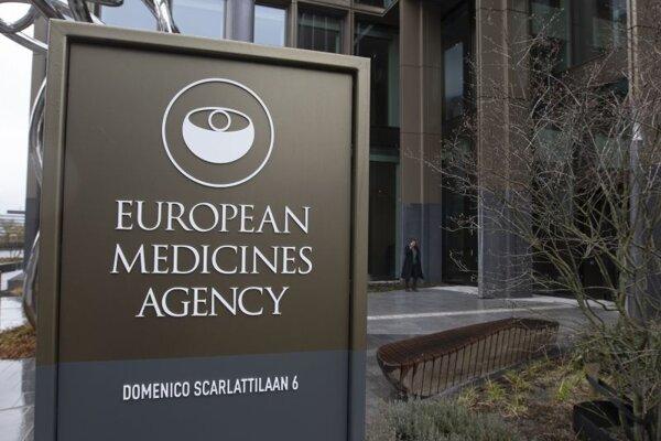 Sídlo Európskej liekovej agentúry v Amsterdame.