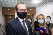 Advokát rodiny Kuciakovcov Peter Kubina po rozhodnutí Najvyššieho súdu v kauze Kuciak.
