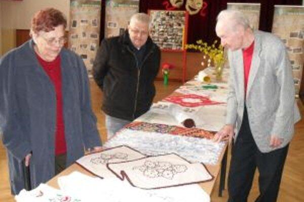 Výstava bola dôkazom šikovnosti a zručnosti tvorcov.