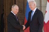 Najstráženejšie mesto. Putin a Biden sa stretli v Ženeve