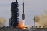 Čína má ambiciózny vesmírny program.