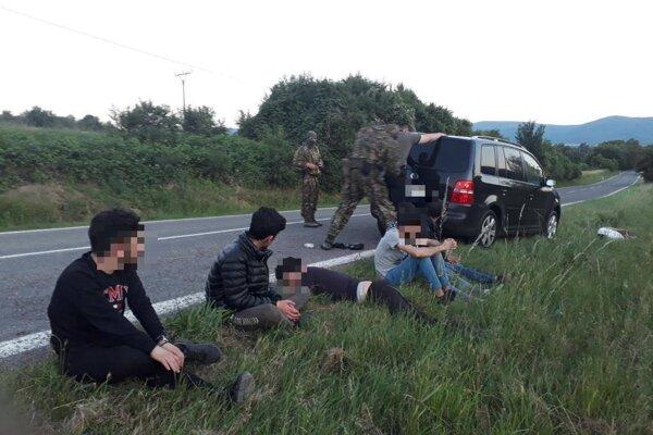 Polícia zámer Ukrajinca odhalila.