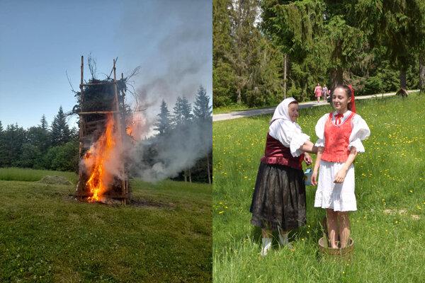 Jánsky víkend vo Vychylovke