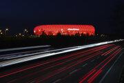 Bude mníchovská Allianz Arena nasvietená do dúhových farieb?
