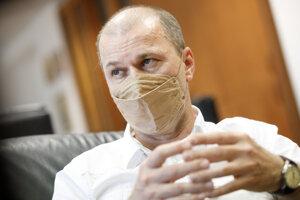 Prezident Policajného zboru Peter Kovařík