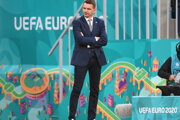 Štefan Tarkovič na ME vo futbale (EURO 2020 / 2021).