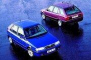 """Felicia s """"novou tvárou"""" prišla v roku 1998 a modernizácia ju udržala vo výrobe do júna 2001."""