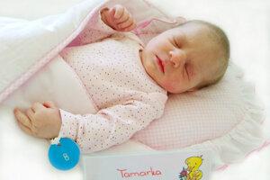 Tamara Gendiarová z Prievidze sa narodila 13. júna 2021 v Bojniciach