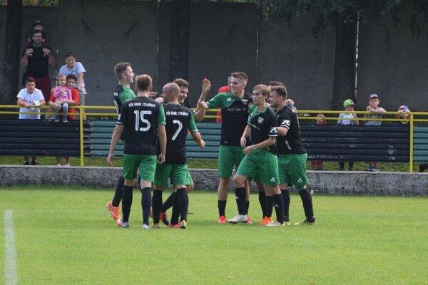 Stráňavy zdolali Rajec 5:1. Pre futbalistov FK to bol posledný zápas vo štvrtej lige.