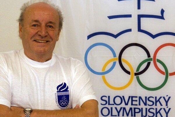 Predseda Olympijského klubu Žilina Marián Staňo sa dožil okrúhlej osemdesiatky.