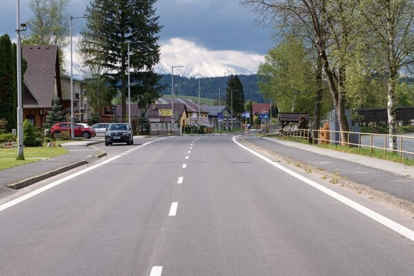 Oprava ciest prebiehala od polovice roka 2020.