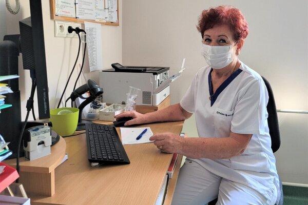 Ľubka Husáriková vníma svoju prácu ako poslanie.