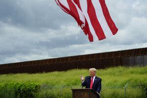Donald Trump v Ohiu.