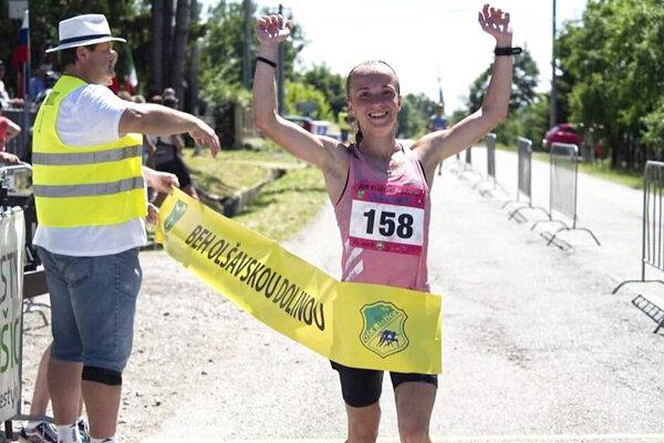 Lucia Vlčáková pokračuje vskvelých výkonoch. Na Slovensku vyhrala ďalšie dve podujatia.