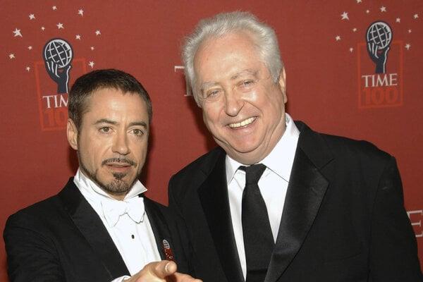 Robert Downey Jr. s otcom Robertom Downeym Sr.