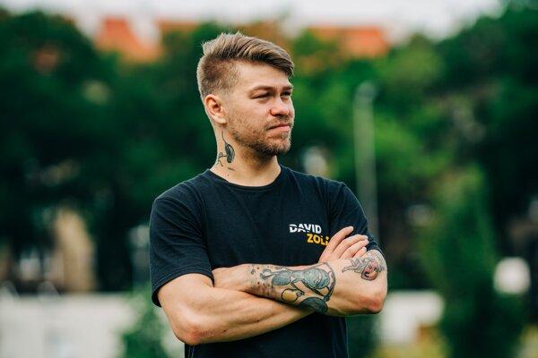 Boxer, kickboxer a tréner Dávid Zold