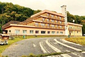 Hotel v Kučišdorfskej doline.