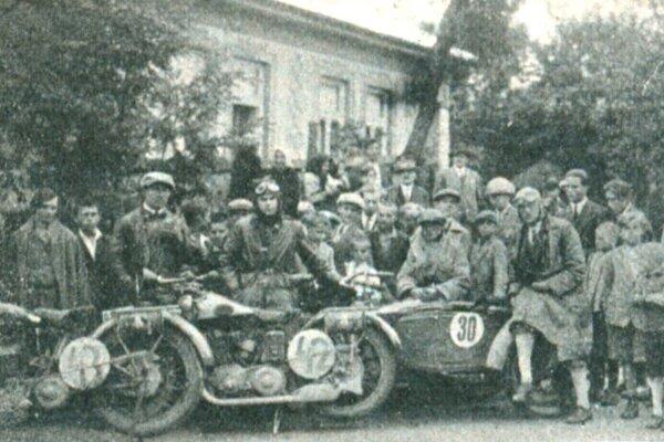 Účastníci vytrvalostných pretekov v Košiciach.