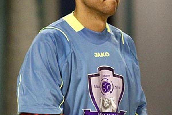 Gólman Michal Ivančík bol v Bratislave veľkou oporou MFsK.