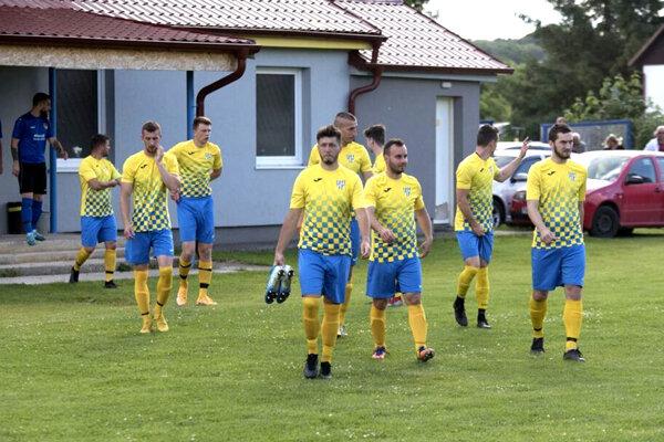 Futbalistov Horných Obdokoviec v novej sezóne na trávnikoch neuvidíme.