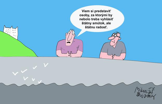 Karikatúra - 21.7.2021.