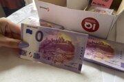 Veľký Šariš už má svoju eurobankovku.
