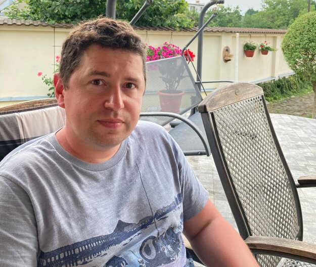 Andrej Babiš mladší.