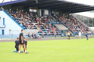 Dolný Kubín nemôže hrať zatiaľ domáce zápasy na svojom štadióne.