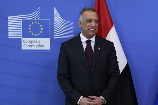 Iracký premiér Mustafu Kázimí.
