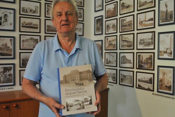 Vladimír Vnuk sprvou publikáciou zameranou na Štúrovu ulicu, Párovskú ulicu aokolie.