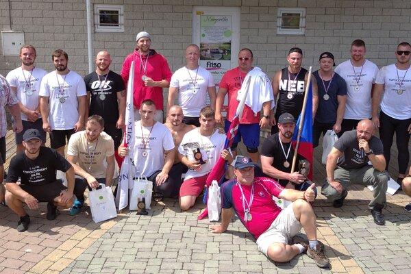 Do Topoľčian prišli pretekári z celého Slovenska i z Čiech.