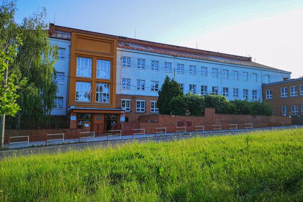 Základná škola na Mariánskej ulici.