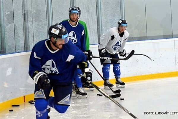 Martinčania sú na ľade od druhej polovice júla. Prvý zápas  odohrajú 10. augusta na Liptove.