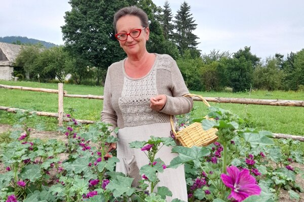Anna Martineková sa bylinkám venuje celý svoj život.