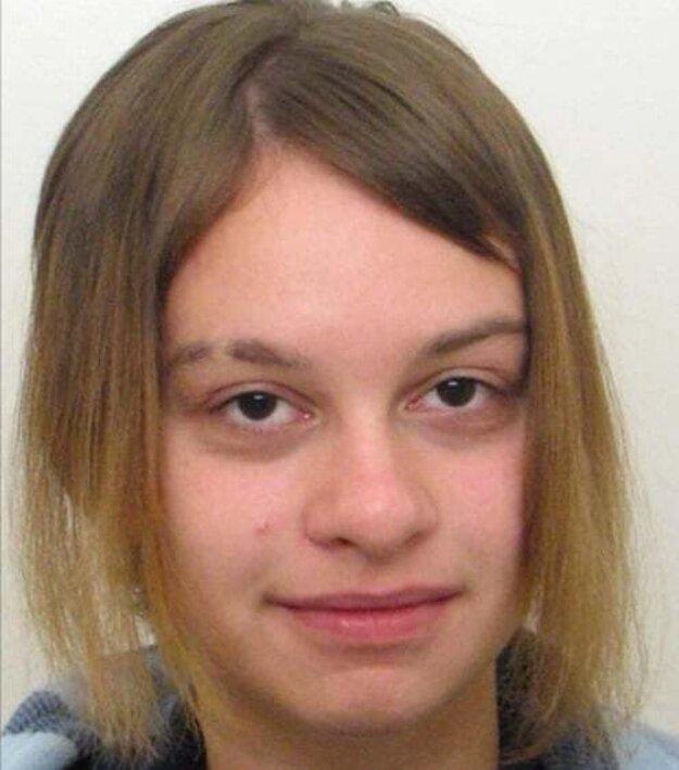 Hľadaná 16-ročná Lucia.