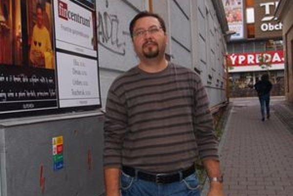 Daniel Balko - cieľom predsedu RZ VDI je z Mlynskej uličky vytvoriť stálu vínnu uličku.
