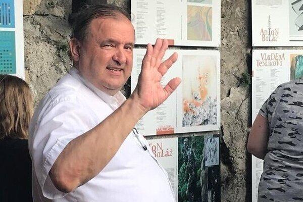 Pavol Repko.