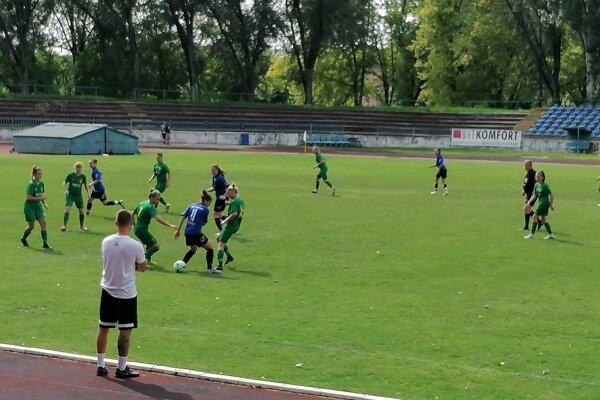 Zo zápasu FC Union Nové Zámky - Žilina 0:1