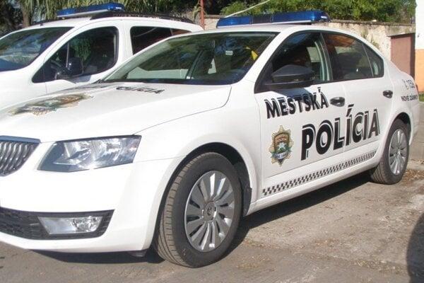 Kamery mestských policajtov snímajú aj priestory pri kontajneroch.