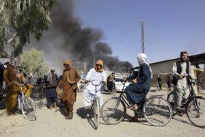 Šestotisícový Kandahár je už v rukách Talibanu.