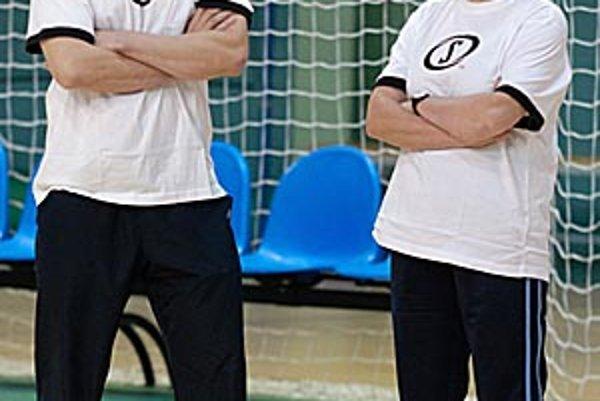 Martin Pospíšil je asistentom Natálie Hejkovej pri ženách SR.