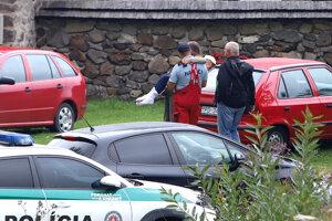 Letný stanový tábor v obci Turček v okrese Turčianske Teplice zničila  veterná kalamita.