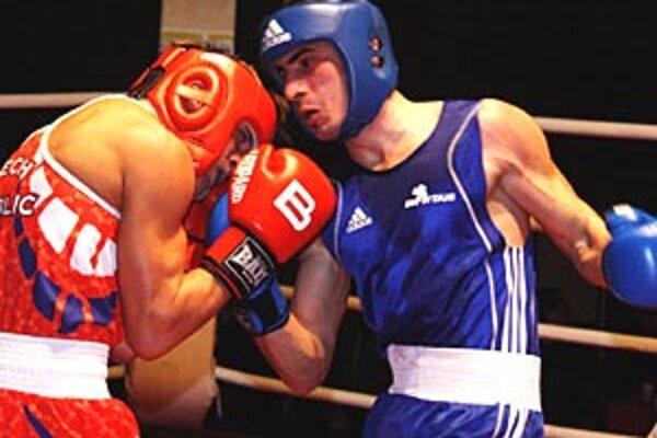 Jedným z Nitranov, ktorí sa predstavia v ringu na Grand Prix, je Tomáš Vaňo.