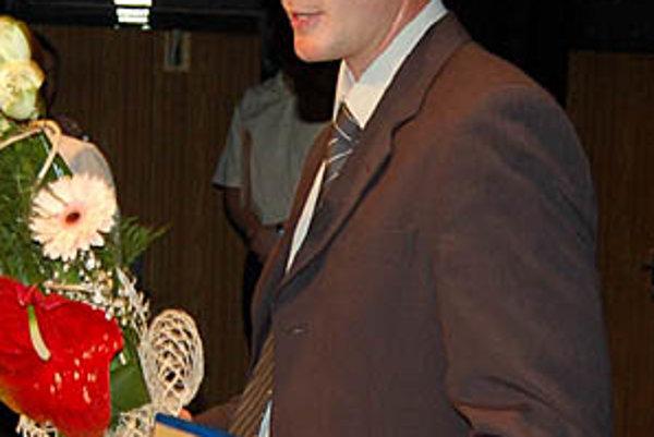 Karatista Ľudovít Kocsis sa stal najlepším športovcom kraja už aj pred dvoma rokmi.