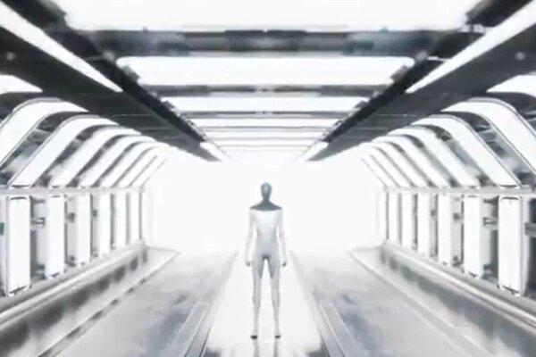Muskov robot.
