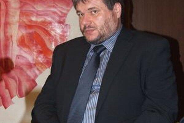 Ľubomír Martinka ešte v čase, keď bol prednostom na mestskom úrade.