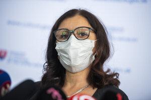 Štátna tajomníčka ministerstva kultúry Zuzana Kumanová.