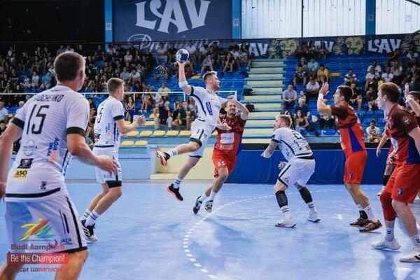 Hádzanári sa na turnaji umiestnili na treťom mieste.