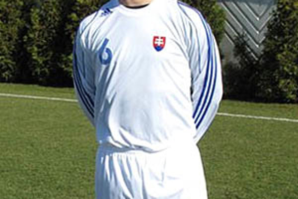 Hráč Močenka Peter Obložinský bude reprezentovať Slovensko na UEFA Regions Cupe v Bulharsku.